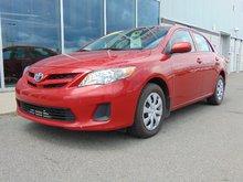 2013 Toyota Corolla CE LIQUIDATION