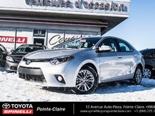 Toyota Corolla LE UPGRADE 2014