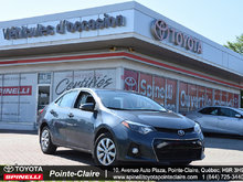 2014 Toyota Corolla *****S PKG