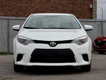 Toyota Corolla CE BLUETOOTH AIR CRUISE ET ++ 2014 90 JOURS SNA SPAIEMENTS