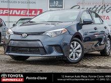 Toyota Corolla LE PKG 2015