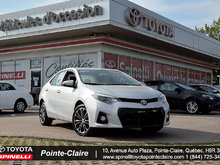 2015 Toyota Corolla SPORT UPGRADE PKG