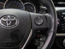 2015 Toyota Corolla LE SUPER PROPRE! SIÈGES CHAUFFANT! BLUETOOTH! CAMÉRA DE RECUL! AIR CLIMARISÉ! FAITES VITE!