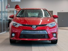 2015 Toyota Corolla LE - B package SUPER PROPRE! SIÈGES CHAUFFANT! BLUETOOTH! TOIT OUVRANT! CAMÉRA DE RECUL! BAS KILOMÉTRAGE!