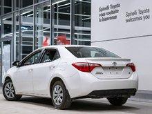 2016 Toyota Corolla S SIÈGES CHAUFFANT! BLUETOOTH! CAMÉRA! PALETTES DE CHANGEMENT DE VITESSE! BAS KILOMÉTRAGE! FAITES VITE