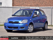 2005 Toyota Echo HATCHBACK 3-PTES 4A
