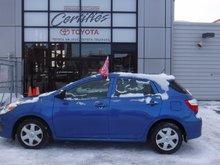 2009 Toyota Matrix VITRES ELECTRIQUE