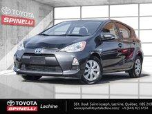2014 Toyota Prius C AIR CRUISE BLUETOOTH ET ++