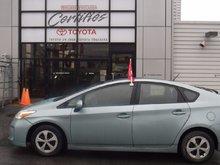 Toyota Prius CHOIX ECOLOGIQUE 2014