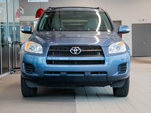 2012 Toyota RAV4 FWD VERY CLEAN! BLUETOOTH! SUNROOF! AIR CONDITIONED! ONE OWNER! SUPER PRICE! HURRY!