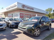 Toyota RAV4 ******LE UPGRADE PKG AWD 2013