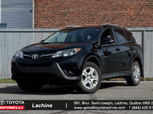 2013 Toyota RAV4 LE CAMÉRA CRUISE AWD ET++