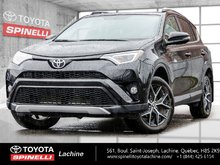 2016 Toyota RAV4 SE CUIR TOIT BLUETOOTH ET++