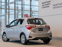 2018 Toyota Yaris Hatchback LE IMPECCABLE!DÉMARREUR À DISTANCE! SIÈGES CHAUFFANT! BLUETOOTH! CAMÉRA DE RECUL! BAS KILOMÉTRAGE!