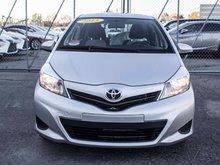 2013 Toyota Yaris LE HB BLUETOOTH/AC/CRUISE CONTROL