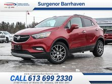 2019 Buick Encore Sport Touring  - Sunroof - Sport Touring - $187.95 B/W