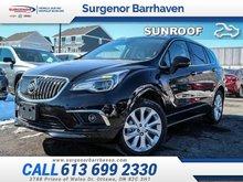 Buick ENVISION Premium  - Sunroof - $359.17 B/W 2018