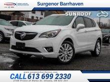 2019 Buick ENVISION Premium II  - Sunroof - $316.84 B/W