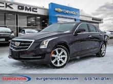 2015 Cadillac ATS Sedan Sedan AWD 2.0L Turbo - Luxury  - $147.13 B/W