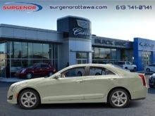 Cadillac ATS Sedan Sedan AWD 3.6L Premium  - $171.20 B/W 2015