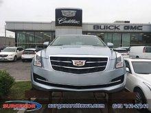 2018 Cadillac ATS 2.0 Turbo  - Sunroof - $283.40 B/W
