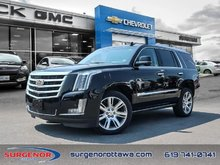 2015 Cadillac Escalade Premium  - Sunroof -  Navigation - $406 B/W