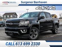 2016 Chevrolet Colorado LT  - Bluetooth -  SiriusXM - $250.60 B/W