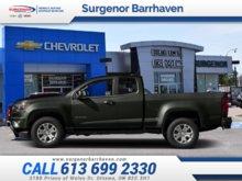 Chevrolet Colorado LT  - Bluetooth -  MyLink - $194.71 B/W 2017