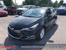 2018 Chevrolet Cruze LT  - $155.11 B/W