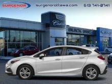 2018 Chevrolet Cruze LT  - $161.80 B/W