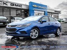 2018 Chevrolet Cruze LT  - Bluetooth -  Heated Seats - $124.34 B/W