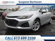 2019 Chevrolet Cruze LT  - Heated Seats -  Bluetooth - $138.79 B/W