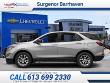 2018 Chevrolet Equinox LS  - Bluetooth -  Heated Seats - $191.96 B/W