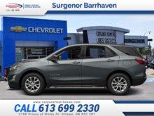 2018 Chevrolet Equinox LS  - Bluetooth -  Heated Seats - $210.98 B/W