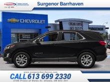 2019 Chevrolet Equinox LT  - Android Auto -  Apple CarPlay - $199.99 B/W
