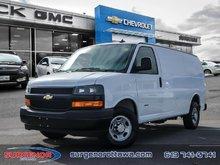 2018 Chevrolet Express Cargo Van 3500 135WB  - $256.78 B/W