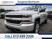 Chevrolet Silverado 1500 Custom  - $291.48 B/W 2018