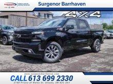 2019 Chevrolet Silverado 1500 RST  - $358 B/W