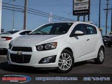 2014 Chevrolet Sonic LT 5 Dr Hatchback at  - $79.18 B/W