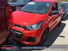 2018 Chevrolet Spark LS  - Bluetooth -  MyLink - $93.32 B/W