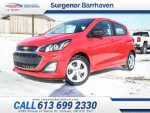 2019 Chevrolet Spark LS  -  Bluetooth -  Android Auto - $110.78 B/W