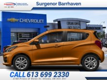 2019 Chevrolet Spark 1LT  - $107.78 B/W