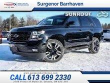 Chevrolet Tahoe Premier  - RST Edition - Sunroof - $486.78 B/W 2019