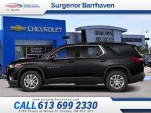 Chevrolet Traverse Premier  - $328.94 B/W 2018