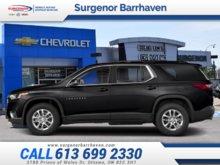2019 Chevrolet Traverse Premier  - $347.50 B/W