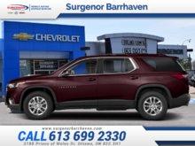 Chevrolet Traverse LT  - Bluetooth -  Heated Seats - $283.26 B/W 2019