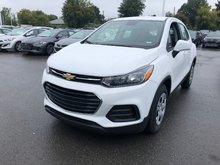 Chevrolet Trax LS  - $153.82 B/W 2019