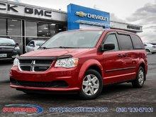 2013 Dodge Grand Caravan SE Wagon  - $82.65 B/W