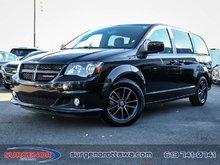 2018 Dodge Grand Caravan GT  - Bluetooth -  Leather Seats