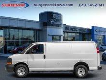 2018 GMC Savana Cargo Van WT  - Running Boards